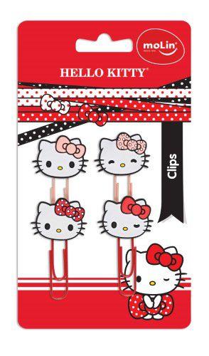 Clips 50mm C/4 Hello Kitty - Molin