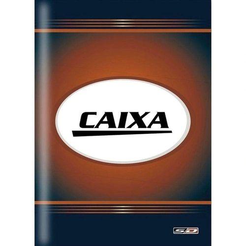 Livro Caixa Grande C/50fls - Sd