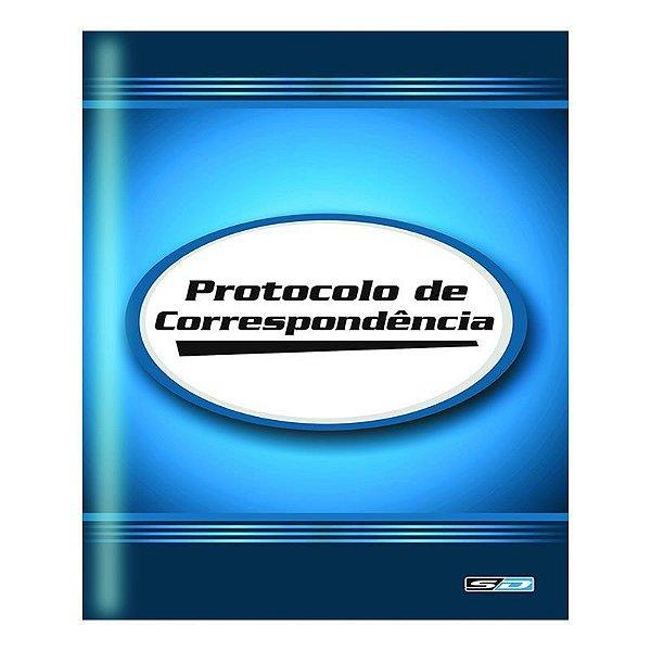 Livro Protocolo 52f Correspondencia - Sd