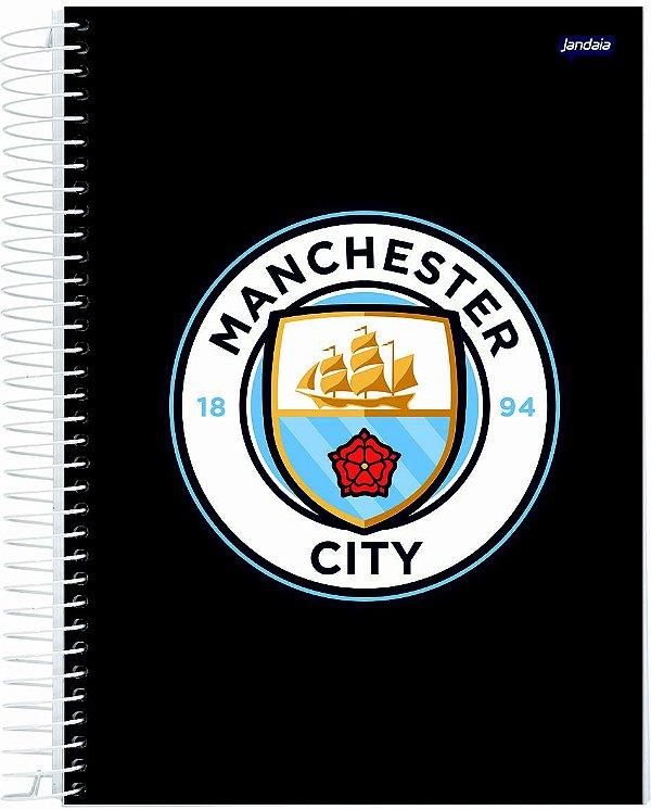 Caderno Esp Univ Cd 15m 240f Manchester - Jandaia