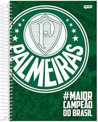 Caderno Esp Univ Cd 15m 300f Palmeiras - Jandaia