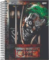 Caderno Esp Univ Cd 10m 160f Joker - Jandaia