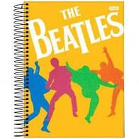 Caderno Esp Univ Cd 1m 96f Beatles - Jandaia