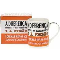Caneca 460ml Frases Diferenca - Zona
