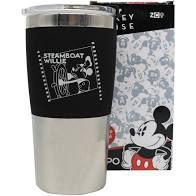 Copo Viagem Max 450ml Mickey Pose - Zona