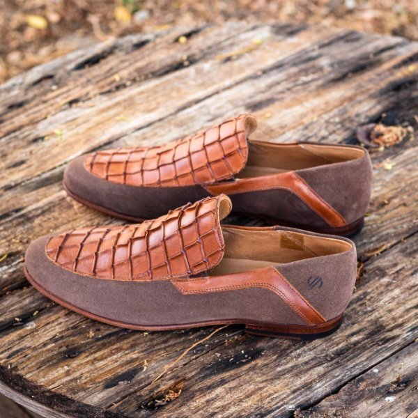 SAPATO LOAFER ANIMALLE