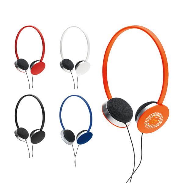 100 Fone de ouvido Personalizado