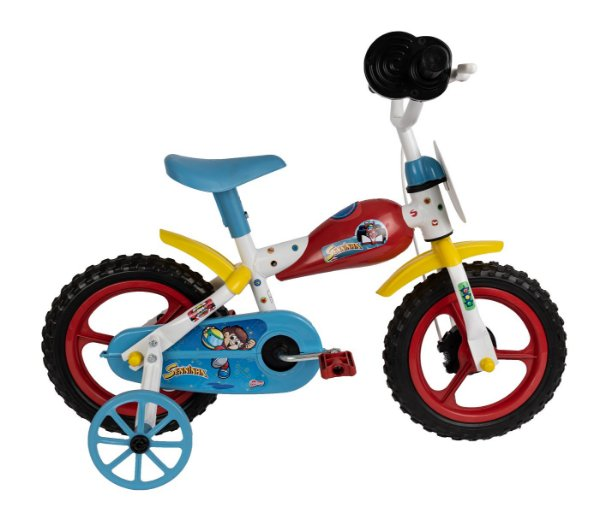 Bicicleta Bike Infantil Seninha Aro 12  3 a 5 Anos Styll