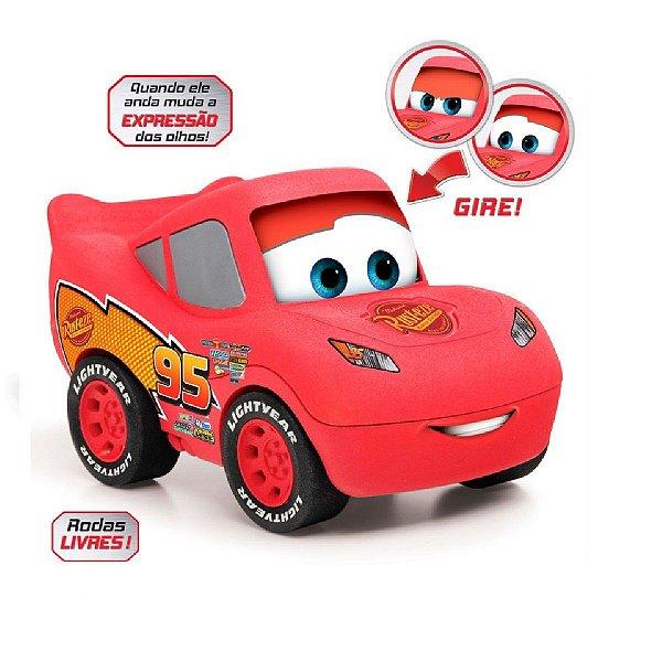 Carrinho Relâmpago Mcqueen Carros Disney - Elka