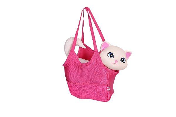 Barbie Pet Gatinha Blissa Fashion Com Acessórios