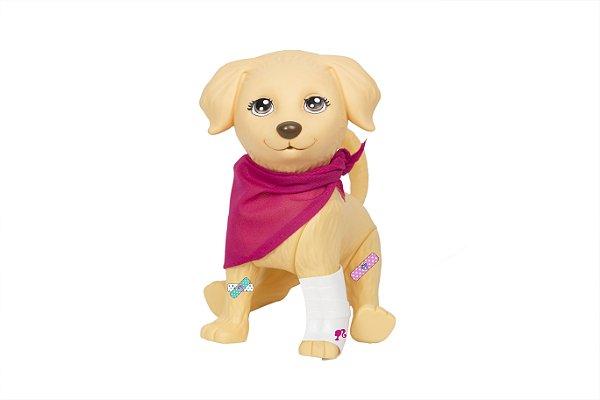 Barbie Pet Cachorrinha da Barbie Veterinária Com Acessórios