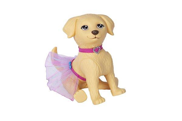 Barbie Pet Cachorrinha da Barbie Pet Shop Com Acessórios