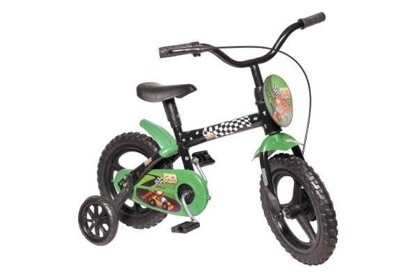 Bicicleta Bike Infantil Aro 12 Radical Kid  3 a 5 Anos Styll