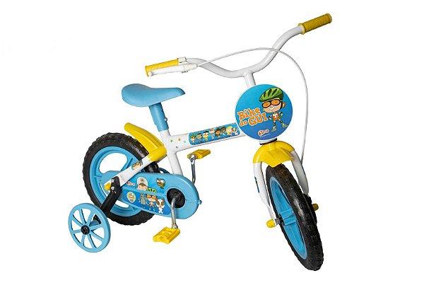 Bicicleta Bike Infantil Aro 12 Clubinho 3 a 5 Anos Styll
