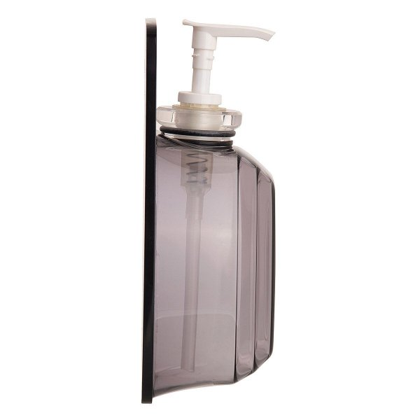 Dispenser Dosador Álcool em Gel e Sabonete Líquido R Fumê