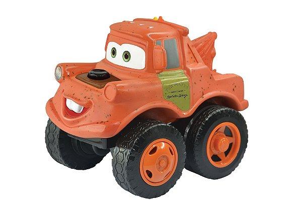 Carrinho Tow Mater - Carros Disney Fofomóvel Macio Original