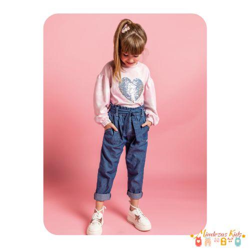 Calça em jeans Infanti