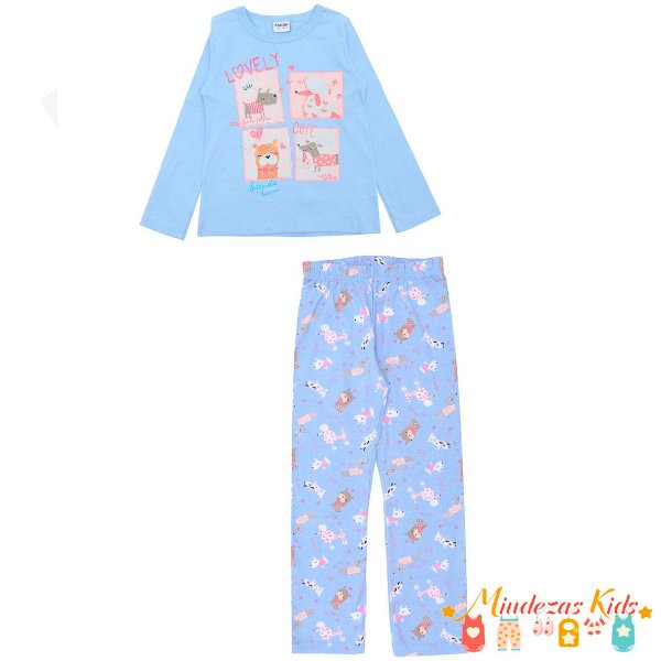 Pijama Fakini Kids
