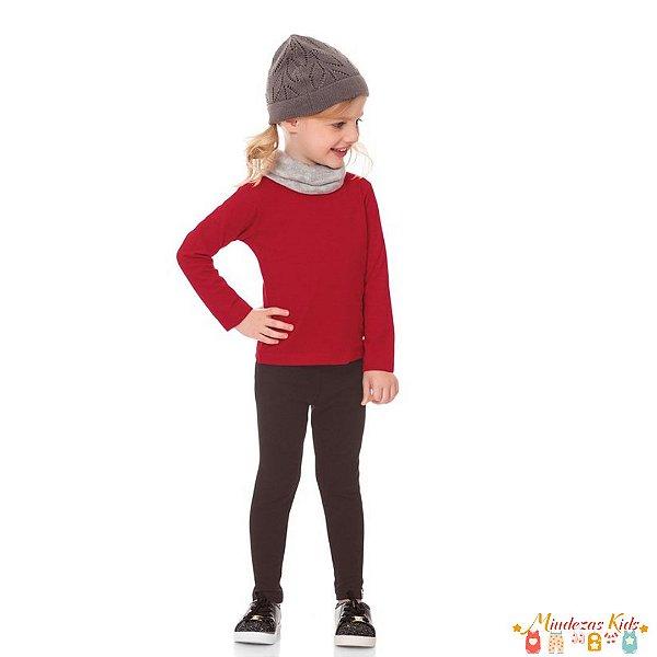 Calça Legging Infantil Fakini - BLK2