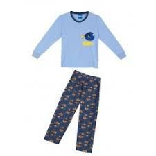 Pijama Menina Disney Dory Lupo - BLK1
