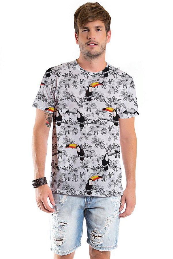 Camiseta Básica Adulto Tucano Color