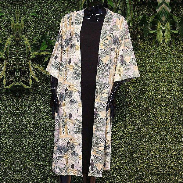 Kimono Atena Aves