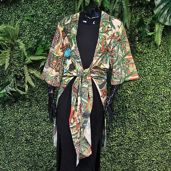 Kimono Atena Mandala