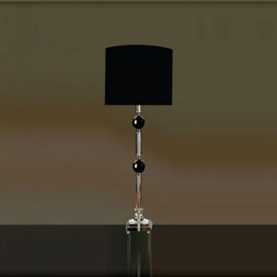 Abajur Bella Iluminação Classic Vidro Metal Marrom Cupula Ø75cm 1 E27 110v 220v Bivolt XL1346 Cabeceira Cama Criados Mudos