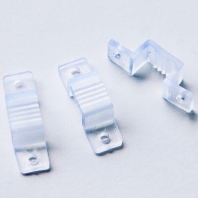 Bracadeira para Fita LED Plastico Translucido LP087 Bella