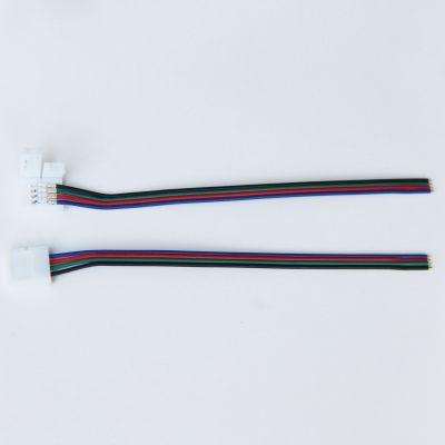 Conector Bellaes Bella Iluminação para Fita LED Plastico 12V RGB LP105