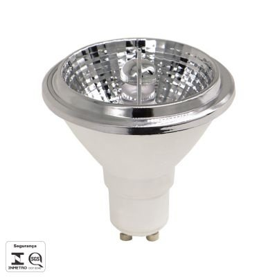 Lampada Bella Iluminação LED AR70 GU10 5W 110v 220v Bivolt LP161C