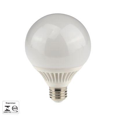 Lampada Bella Iluminação LED Baloon E27 9W Branca 110v 220v Bivolt LP123C
