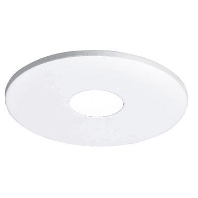 Spot Bella Iluminação Embutir Fit Red Metal Escovado 3,5x5cm 1 LED 3W 110v 220v Bivolt NS1004AL Saguão Quartos