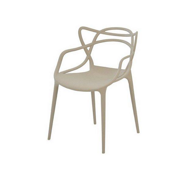 Cadeira Design Fratini Alegra Master Philippe Starck Fendi Polipropileno Cozinhas Aviv