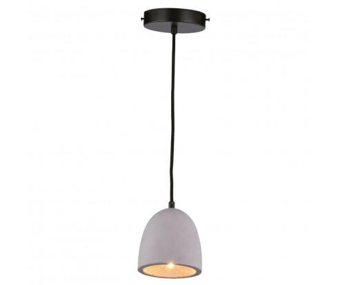 PENDENTE Newline Imports PD703 Vertical Alumínio CONCRETO Ø12X12A 1XEG9 40W Sala de Jantar Quarto e Cozinha