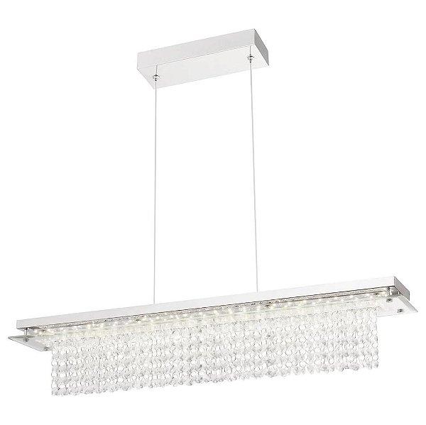PENDENTE Quality Iluminação QPD913-CT Vertical CERÂMICA CONCRETO 1XE27 40W  Ø11X16CM Sala de Jantar Quarto e Cozinha