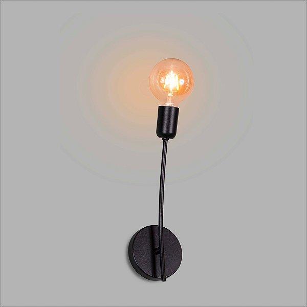 ARANDELA Usina Design DALILA 16281/1 Quartos Sala Estar Cozinhas 1 E27 110X365X135