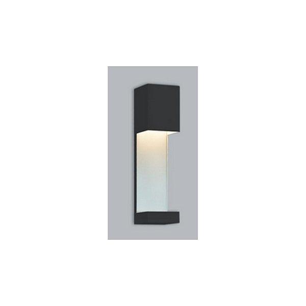ARANDELA Usina Design Retangular LINDA 5741/50 Sala Estar Banheiros Lavabos Quartos 1 GU10 75x500x75