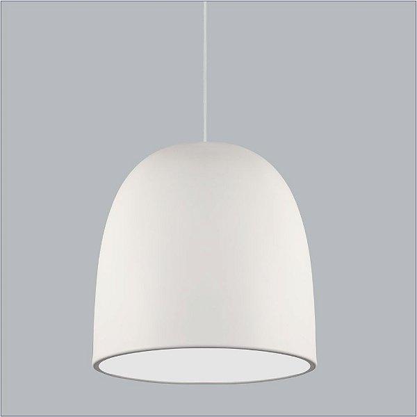 PENDENTE Usina Design AUGE com DIFUSOR 16055/15 Quartos Sala Estar Cozinhas 1 E27 Ø155X165X1000