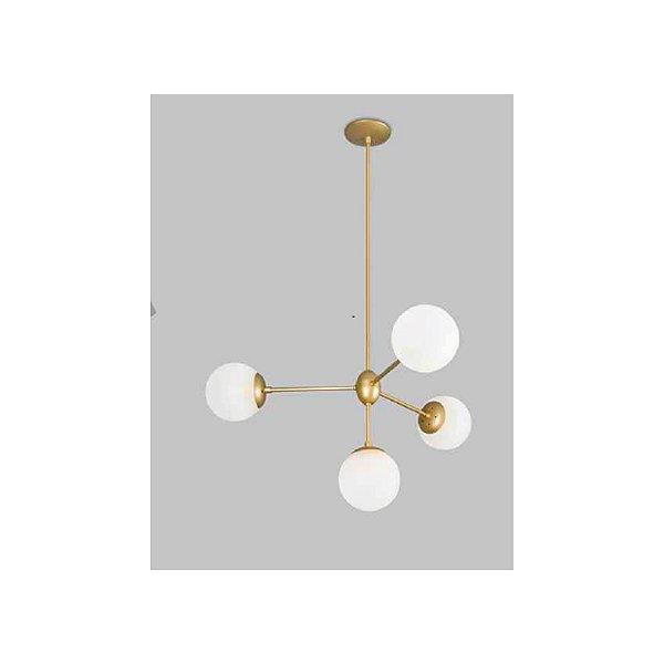 PENDENTE Usina Design BUBLES 16330/4 Quartos Sala Estar Cozinhas 4 E27 G45 Ø730 x 650