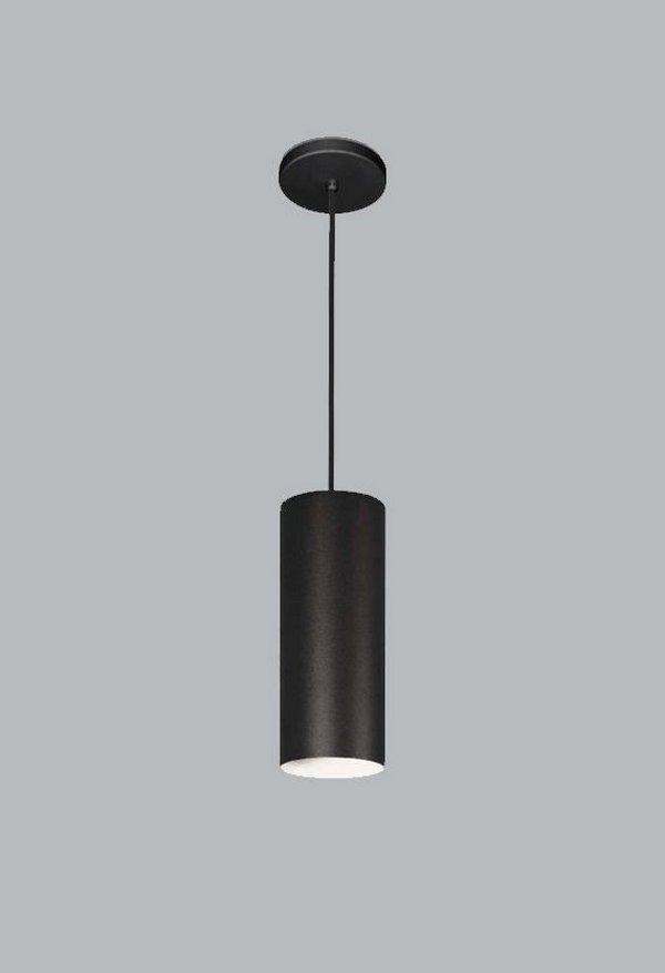 PENDENTE Usina Design DUCTO Ø100mm 16256/30 Quartos Sala Estar Cozinhas 1 E27 PAR20 Ø110X280X1000