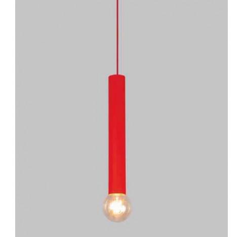 PENDENTE Usina Design ELECTRON Ø57mm 16259/60 Quartos Sala Estar Cozinhas 1 E27 Filamento Ø110X600X1000