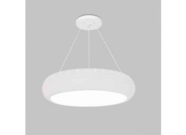 PENDENTE Usina Design REDONDO RING 4196/60 Sala Estar Cozinhas Quartos 5 E27 Ø 600X100
