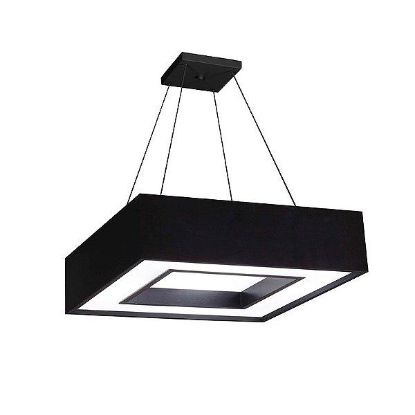 PENDENTE Usina Design RETANGULAR CHERRY 4541/70 Sala Estar Cozinhas Quartos 8 E27 350x700x120