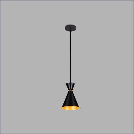 PENDENTE Usina Design sem Difusor 16316/40 Quartos Sala Estar Cozinhas 1 E27 Ø240x400x1000