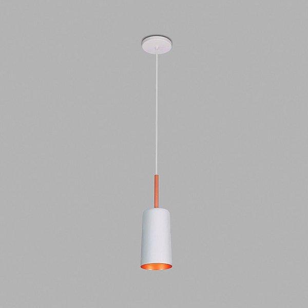 PENDENTE Usina Design sem DIFUSOR com HASTE de 150mm 16310/12 Quartos Sala Estar Cozinhas 1 E27 Ø120x220x1000