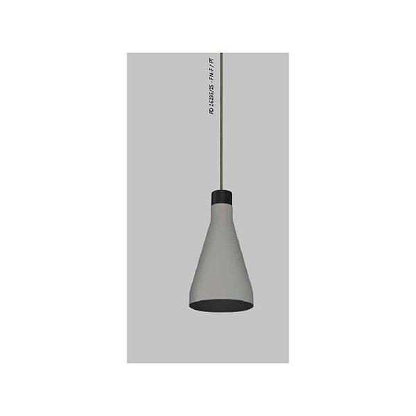 PENDENTE Usina Design SUI 16195/15 Quartos Sala Estar Cozinhas 1 E27 Ø150X290X1000