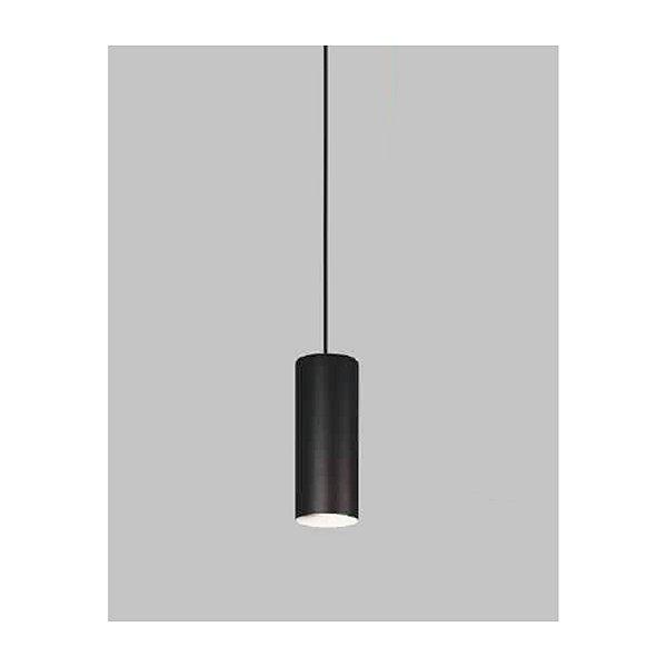PLAFON Usina Design DUCTO Ø100mm 16255/50 Quartos Sala Estar Cozinhas 1 E27 PAR20 Ø100X500