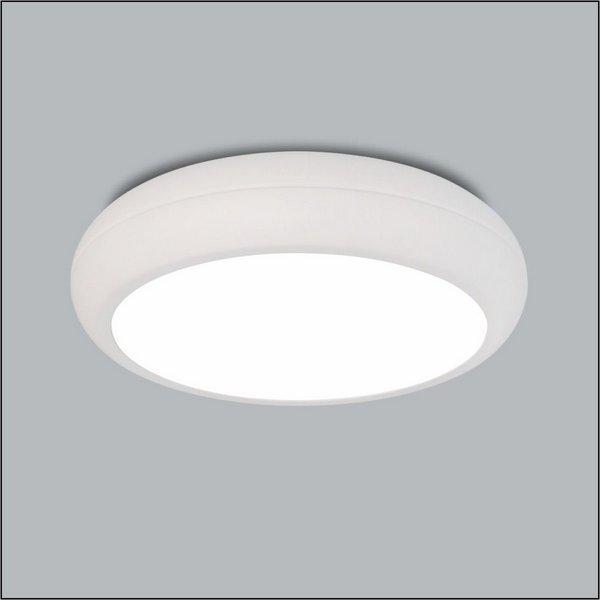 PLAFON Usina Design REDONDO RING 4190/50 Sala Estar Cozinhas Quartos 4 E27 Ø 500X100