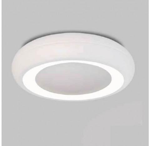 PLAFON Usina Design REDONDO VENUS 4160/30 Sala Estar Cozinha Quartos 02 G9 Ø 300X100